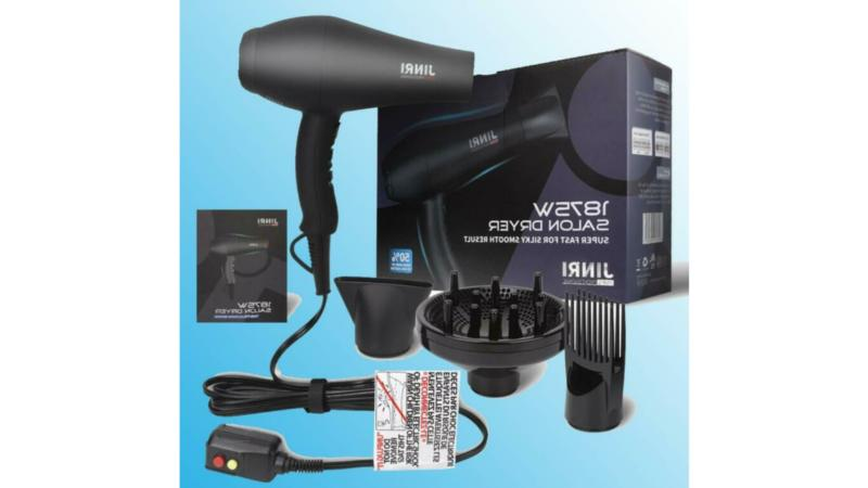 Professional Hair Dryer with