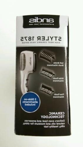 Andis Styler Watt High Heat Hair Dryer