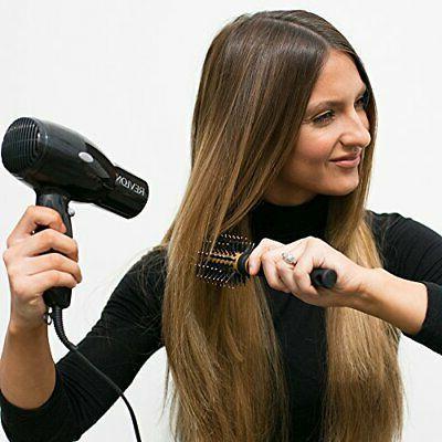 Lightweight Hair Dryer, Black