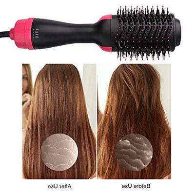 Revlon Collection One-Step Hair Dryer Volumizer Comb Save