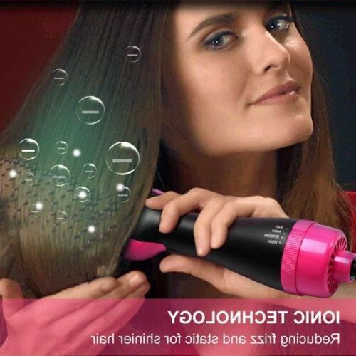 Revlon Hair Dryer Comb And Volumizer Brush US