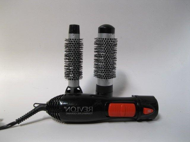 Revlon RV444C Hot Air Brush Styler and Dryer with Ceramic  1
