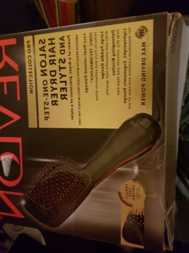 Salon One Step Hair Brush Dryer and Styler by Revlon
