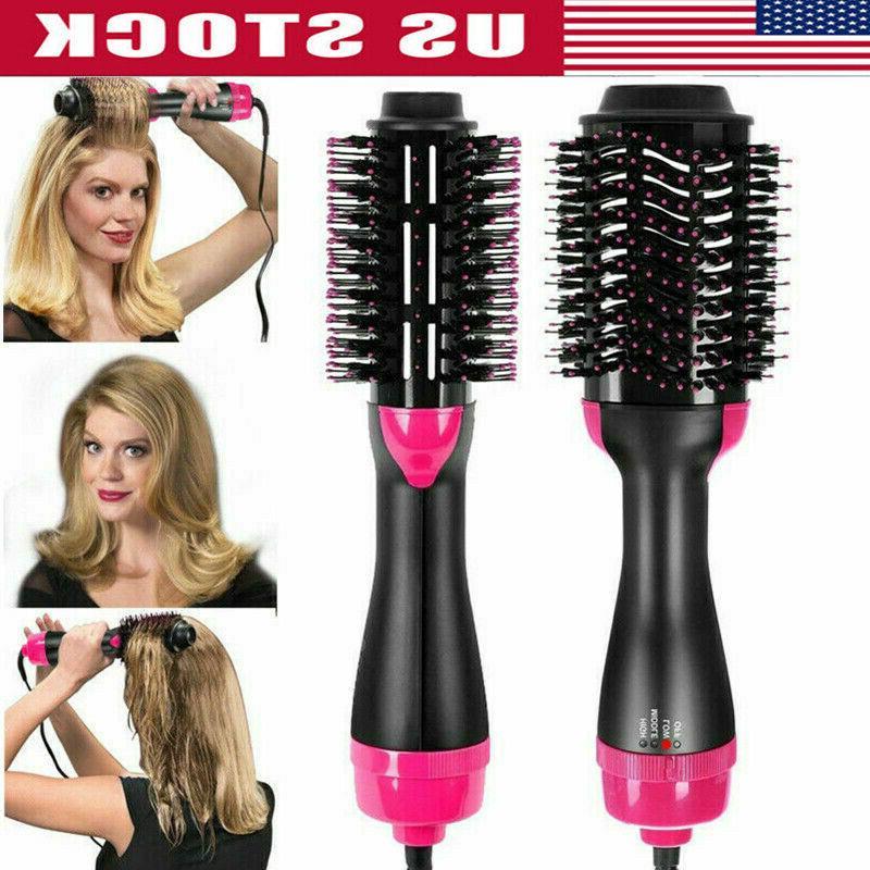 salon one step hair dryer and volumizer