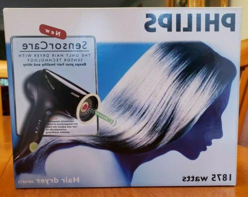 sensor care hair dryer 1875 watts model