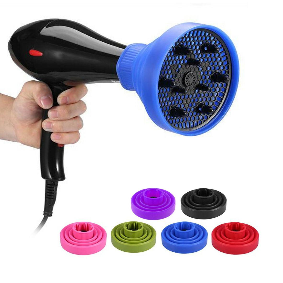 SSS Silicone Universal Travel Diffuser for Most Hair Dryers