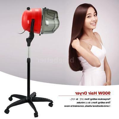 Stand Up Hair Dryer Hood Salon X7D4