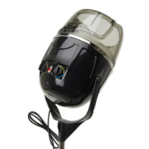 Standing Up Hair Dryer w/ Professional Styling