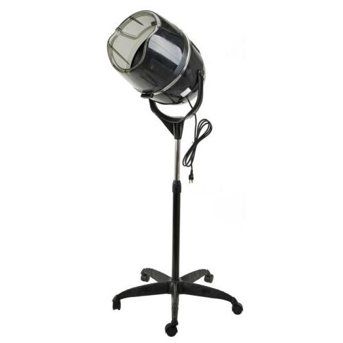 Standing Up Bonnet Hair Dryer Hood w/ Timer Professional Styling