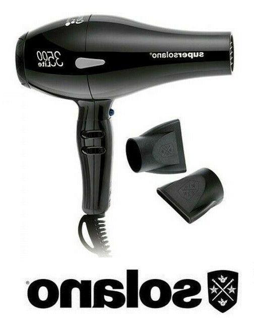 Supersolano 3500 Watt hair dryer