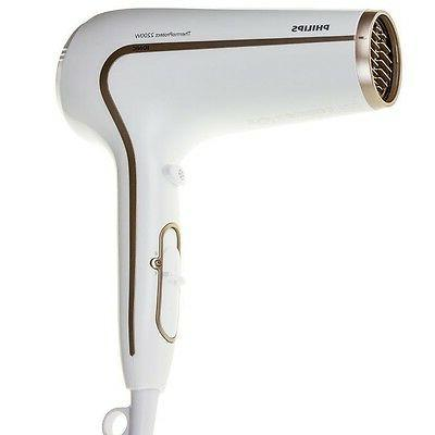 Philips White Hair Dryer