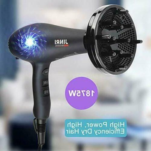 tourmaline hair dryer negative ionic salon hair