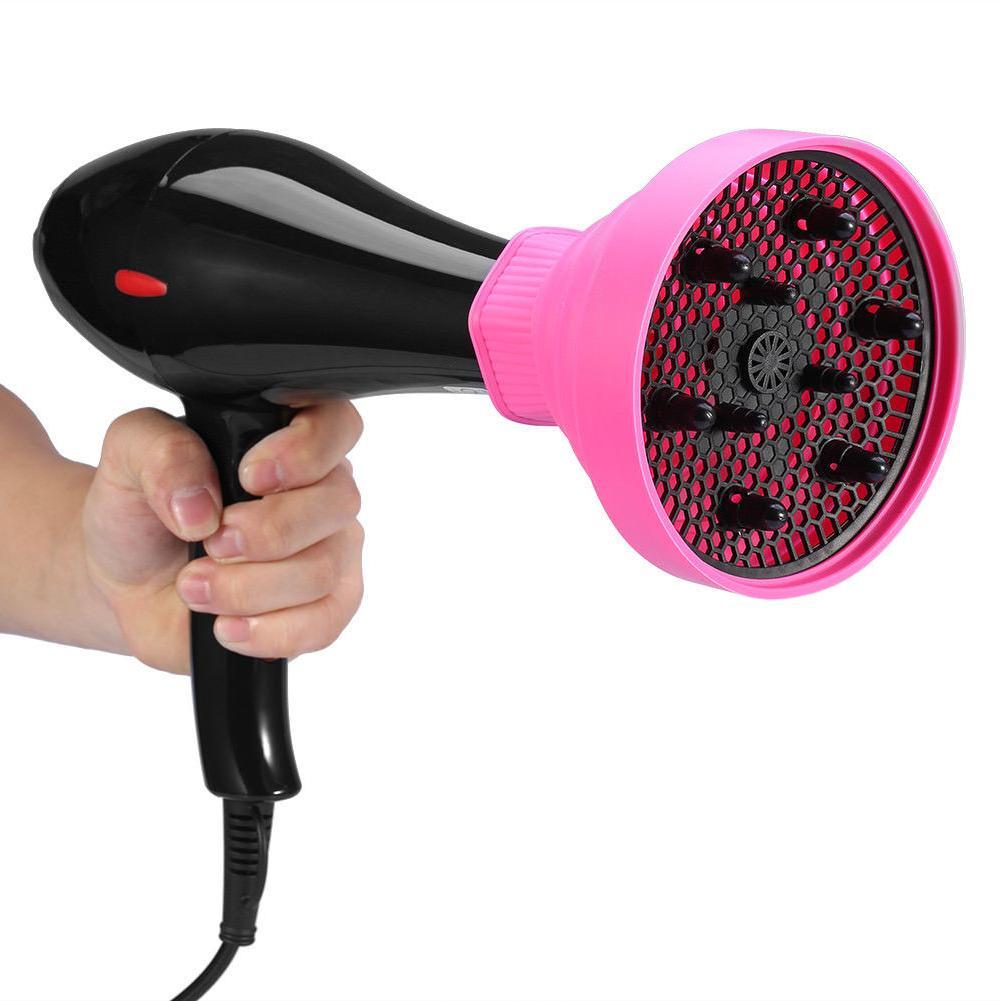 Travel Portable Hairdryer Diffuser Cover Hair Dryer