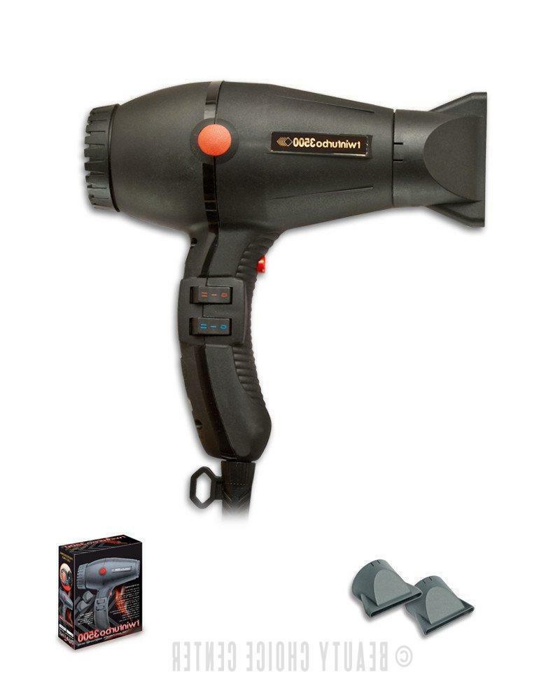 Turbo Power TwinTurbo 3500 Professional Hair Dryer 328A / 11