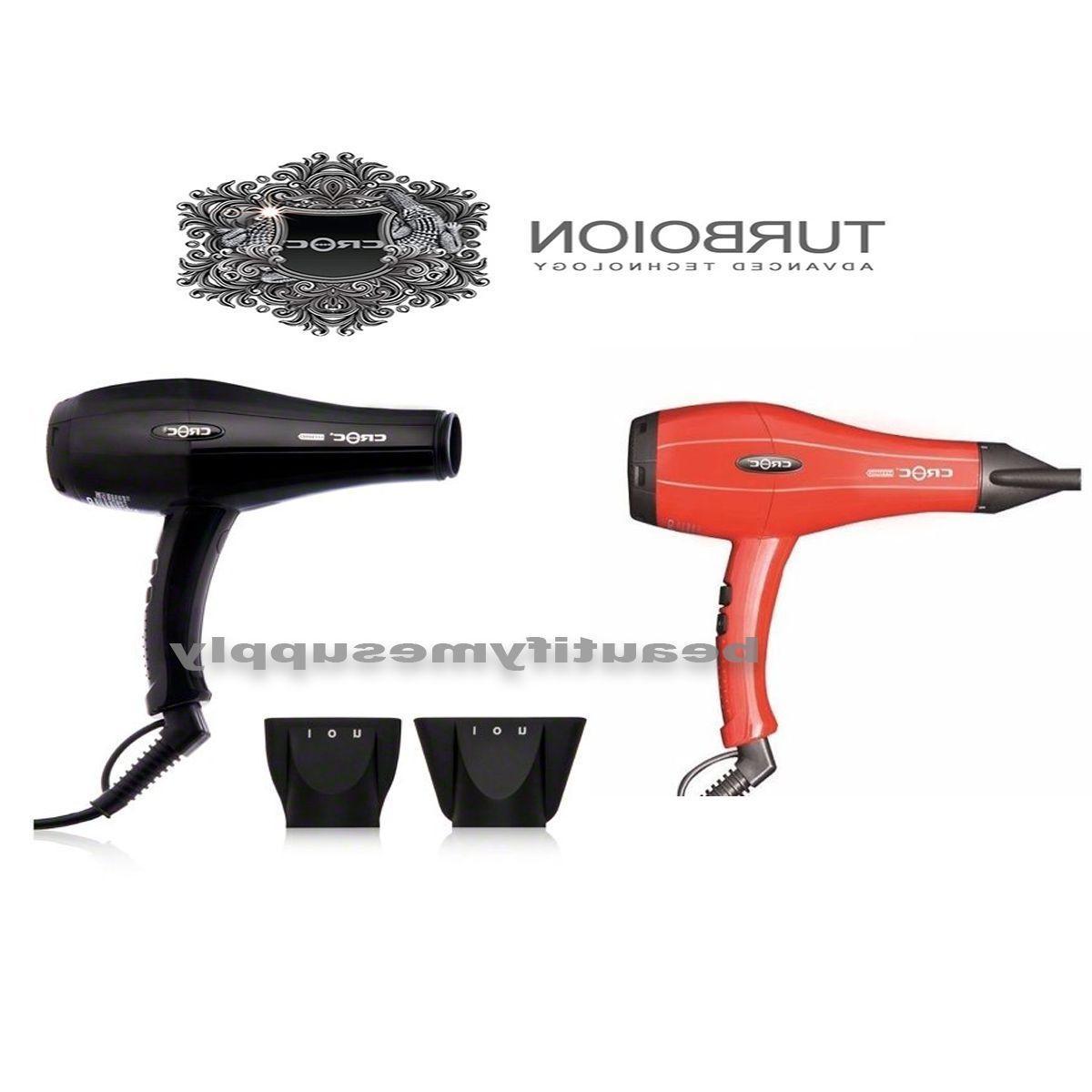 turboion hybrid professional lightweight ionic ceramic hair