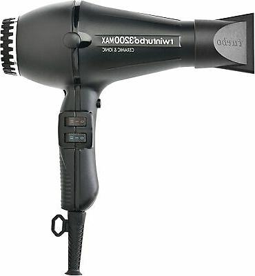 TURBO POWER TWINTURBO 3200 PROFESSIONAL IONIC DRYER WITH COL