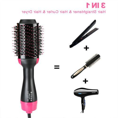 & Collection Salon Paddle Brush