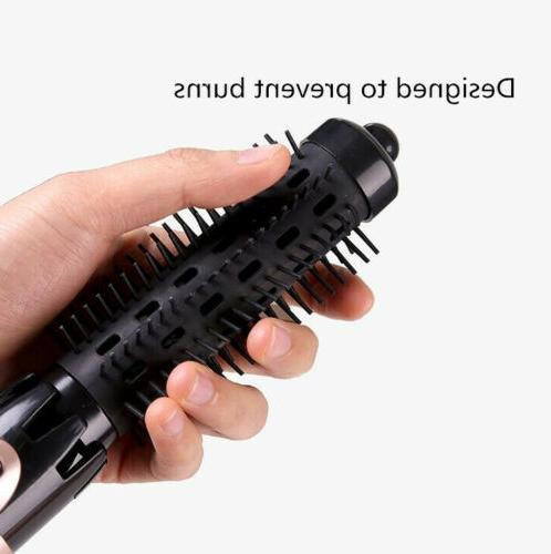 USA Hair Brush Comb Iron