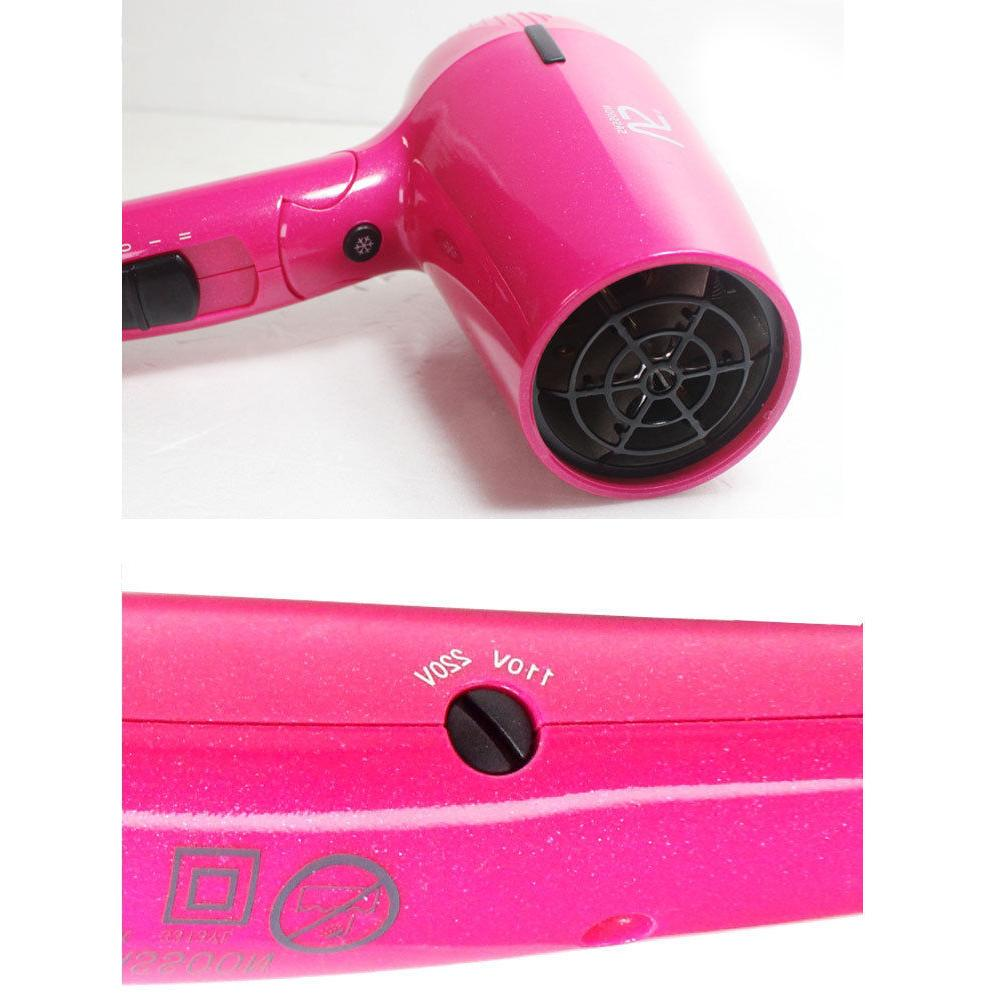 Vidal Sassoon VS910PIK Portable Dryer,Pink Free vol