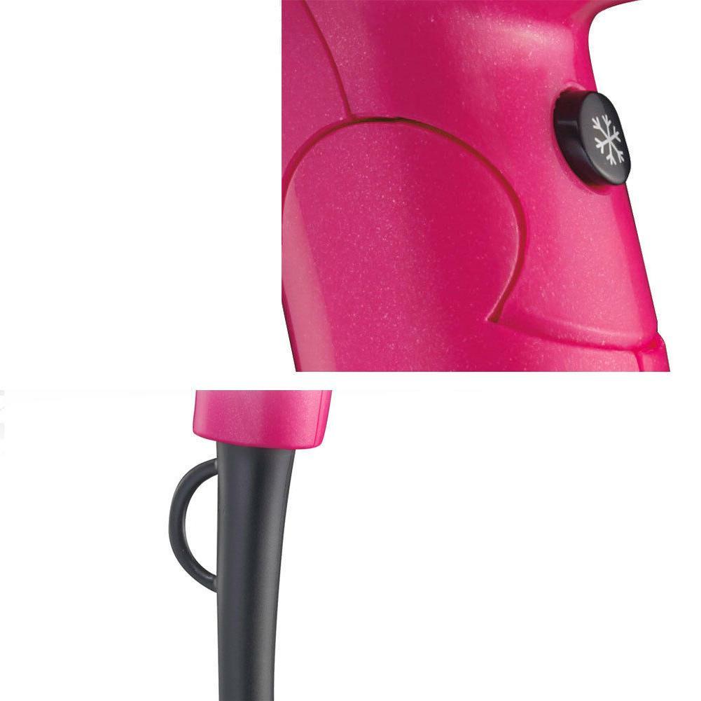 Vidal Sassoon VS910PIK Portable Dryer,Pink Free