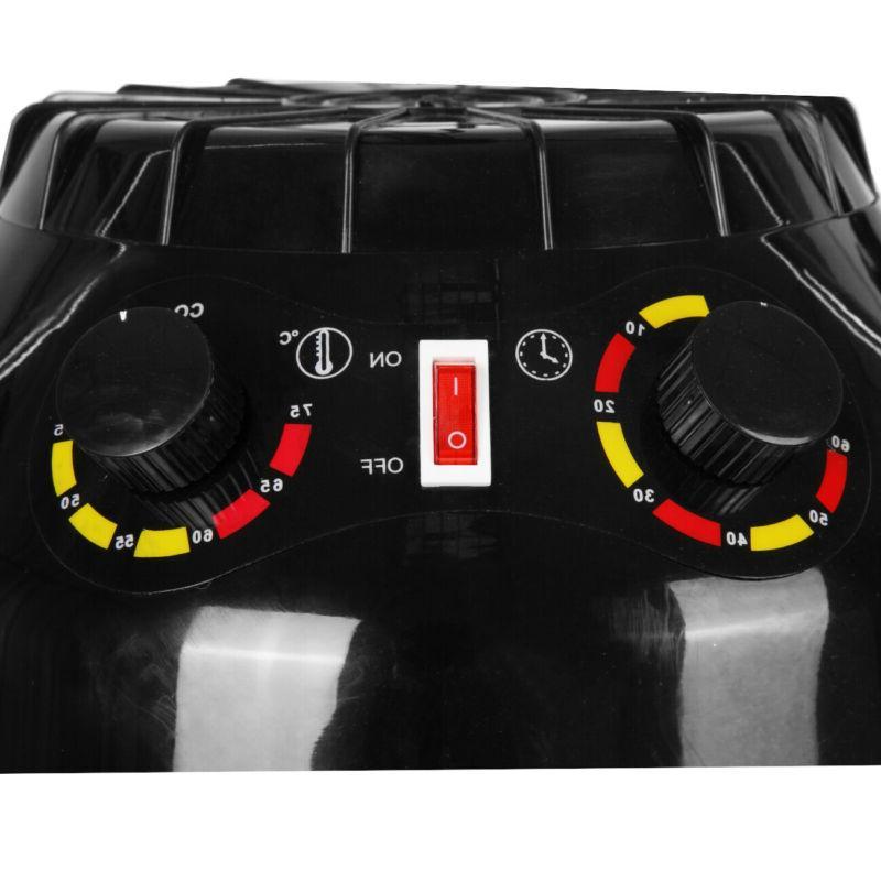 Wall Mount Salon Hood Bonnet Dryer Adjustable 110V