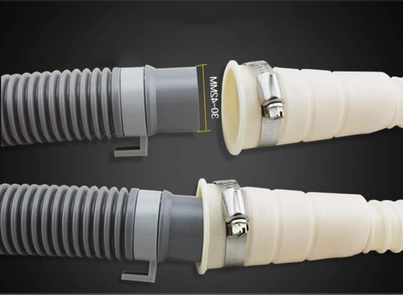 MyLifeUNIT Washing Hose Extension Fit