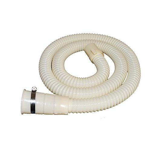 washing machine drain hose extension