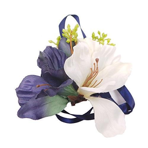 Abbie Home Magnolia Set Elegant Wedding Flower Décor