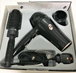T3 Micro Featherweight 2 Hair Dryer, With Tourmaline, Black