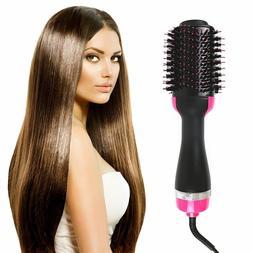 Multifunctional Hair Dryer & Volumizer Rotating Hair Brush R