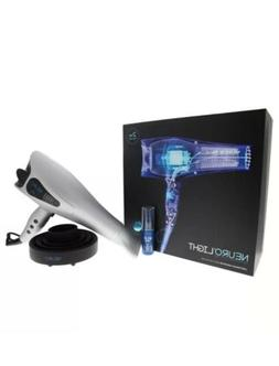 Neuro Light Hair Dryer Model #NDLNAS Silver by Paul Mitchell