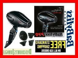 BaByliss Pro BABNT6160N Nano Titanium Torino Hair Dryer 2000