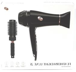 New T3 Featherweight Luxe 2i  Professional Hair Dryer - Blac