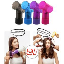 New Hair Diffuser Magic Hair Curler Drying Cap Blow Dryer Wi