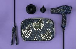 NEW! Monat Hair The Styling On the Go set Blow Dryer Flat Ir