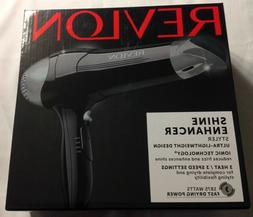 Ionic REVLON HAIR DRYER Blower 1875 W 3 Heat Professional Sa