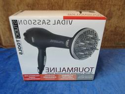 Vidal Sassoon New Old Stock 1875 W Tourmaline Hair Dryer