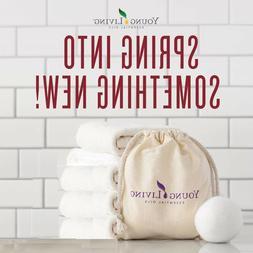new premium organic 100 percent wool dryer