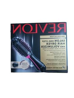 New Revlon Pro Collection Salon One-Step Hair Dryer & Volumi