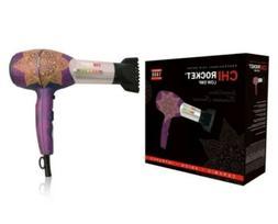 new rocket professional hair dryer low emf