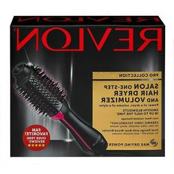NEW Revlon Salon One-Step Hair Dryer and Volumizer Brush Pin