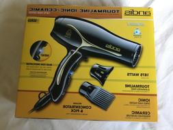 NIB Andis Tourmaline Ionic/Ceramic Hair Dryer 1875 watts