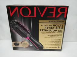 One Step Dryer Revlon Hair Salon Pro Collection Styler And V