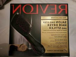 Revlon One-Step Hair Dryer & Styler Paddle Black RVDR5212
