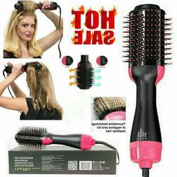 one step hair dryer and volumizer brush