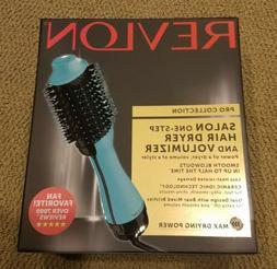 Revlon One Step Hair Dryer And Volumizer Brush, Mint   Fast