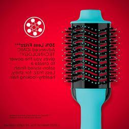 Revlon One-Step Hair Dryer& Volumizer Hot Air Brush Mint Col