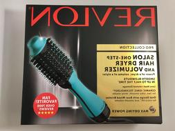 Revlon One-Step Hair Dryer & Volumizer Hot Air Brush, New In