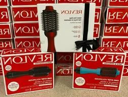 REVLON One-Step Hair Dryer And Volumizer Mint, Black and Pin