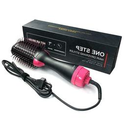 One Step Hot Air Comb & Volumizer Hot Brush Roller Negative